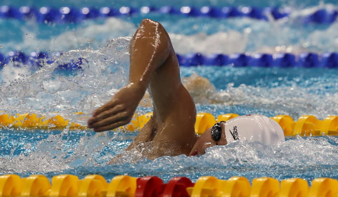 Doha Welcomes Once Again the FINA Swimming World Cup