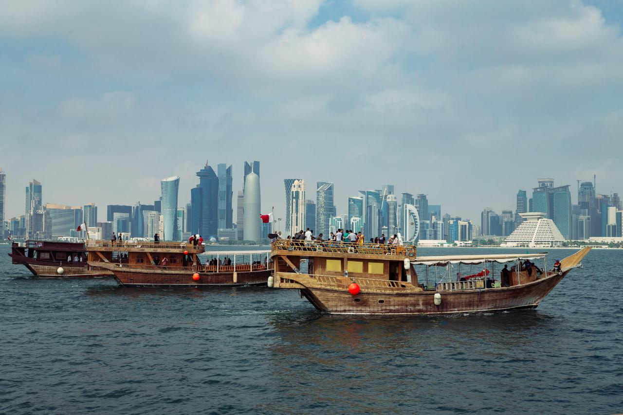 The Top 3 Boat Rides In Qatar