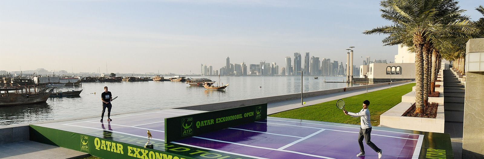 All You Need To Know For The Qatar ExxonMobil Open 2020