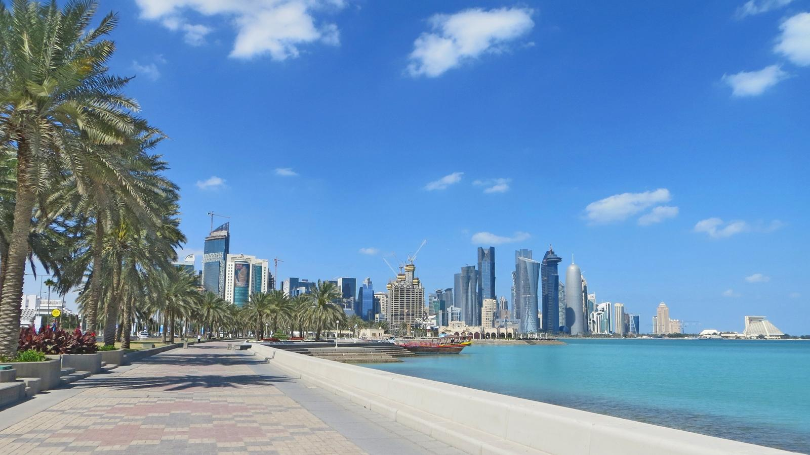 7 Places to Walk in Qatar