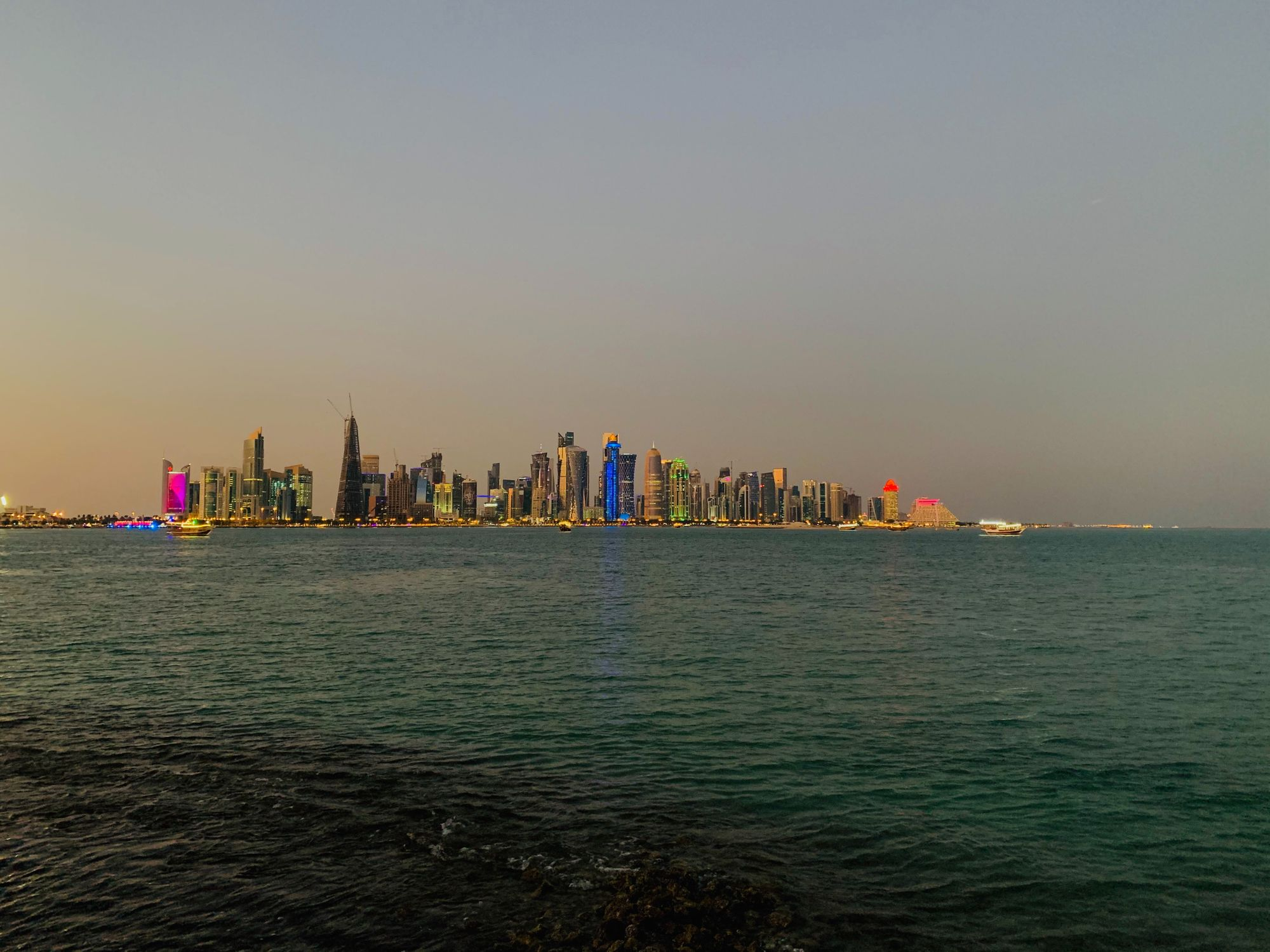 4 Things To Do In Doha                 (Jan 14-16)